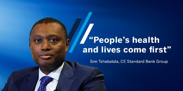 Peoples health and lives come first - Sim